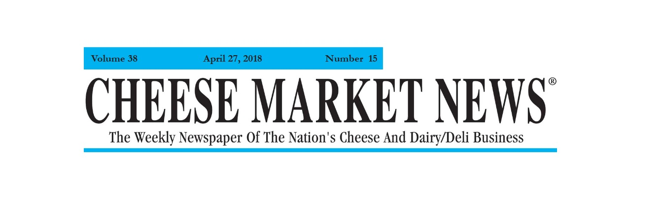 PhageGuard Listex featured in CHEESE MARKET NEWS®