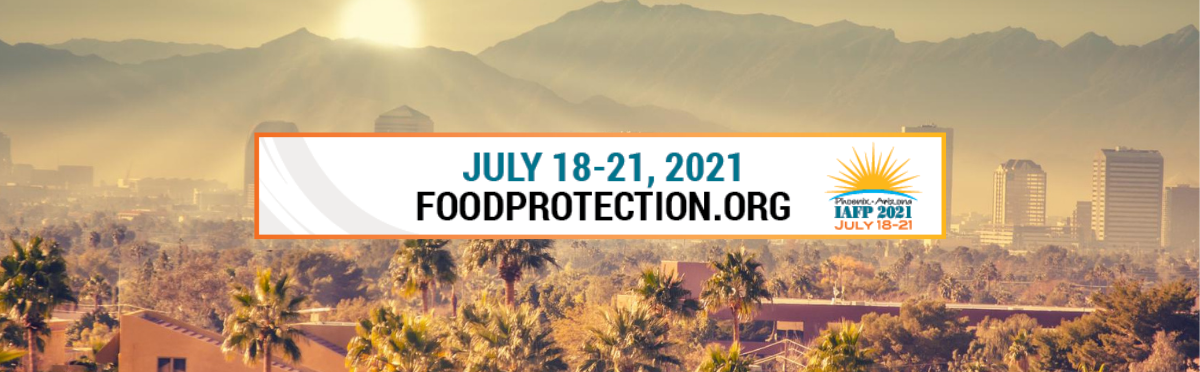 IAFP 2021 featuring Micreos Food Safety – Recent advances in understanding phage applications to mitigate food safety risk